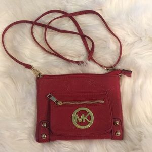 Mini Michael kors satchel